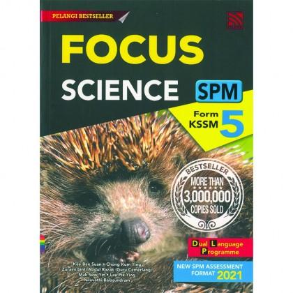 Focus SPM Science Form 5 KSSM (2021)