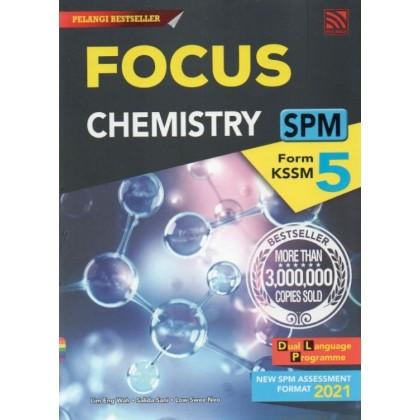 FOCUS SPM CHEMISTRY FORM 5 KSSM (2021)