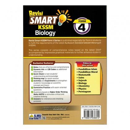 Revisi Smart KSSM Biology Form 4