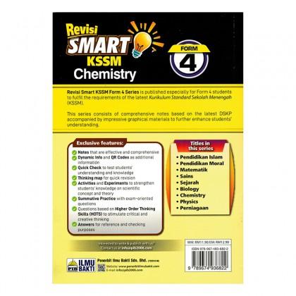 Revisi Smart KSSM Chemistry Form 4
