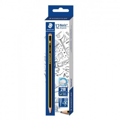 Staedtler Noris 2B Pencil (Box)