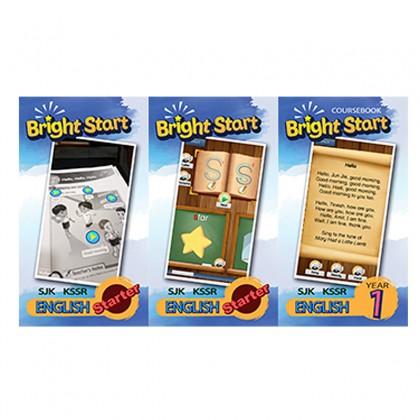Bright Start English Starter (1 Set)
