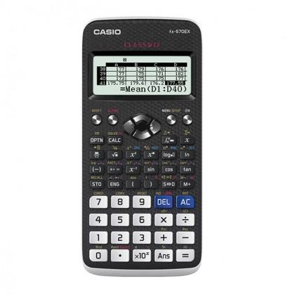 Casio FX-570EX Scientific Calculator ClassWiz