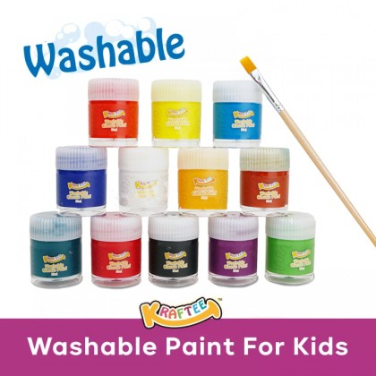 CRAFTEE Washable Classic Paint